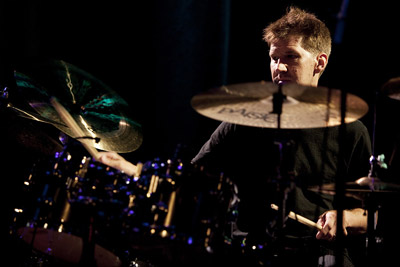 Chad Wackerman (c) Peter Purgar