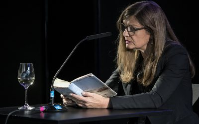 """Sabine Gruber """"Daldossi oder Das Leben des Augenblicks"""""""
