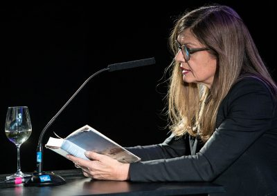 Sabine Gruber (c) Peter Purgar