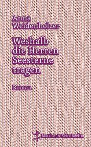 Weshalb die Herren Seesterne tragen (c) Anna Weidenholzer