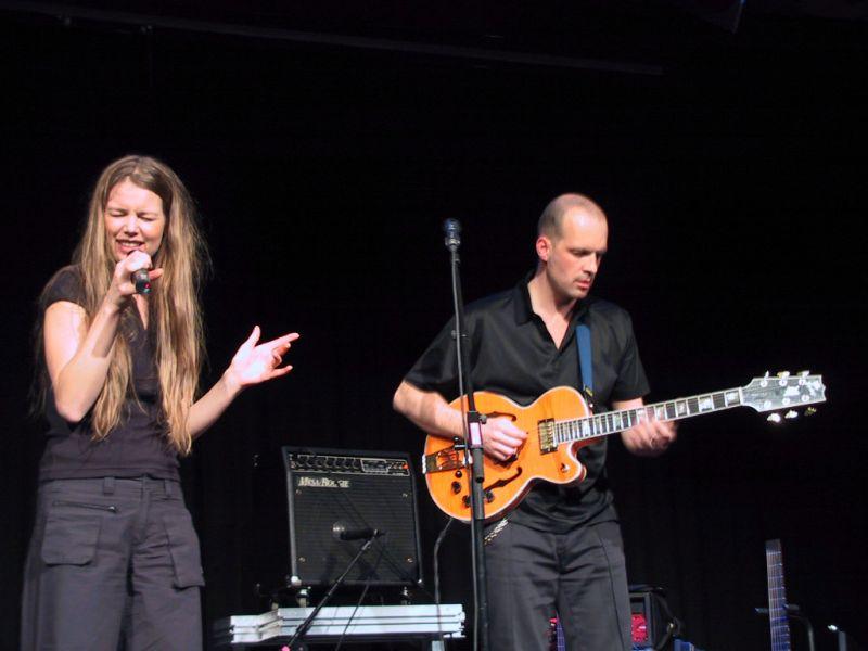 Wolfgang Muthspiel & Rebekka Bakken