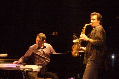 Jeff Lorber fusion feat. Kyle Eastwood