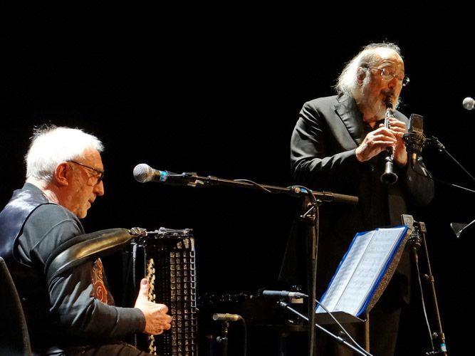 Gianluigi Trovesi & Gianni Coscia